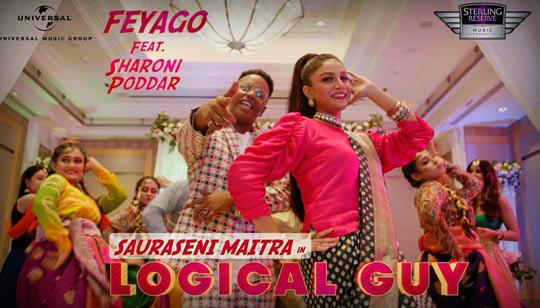 Logical Guy Lyrics (লজিক্যাল গাই) Feyago | Sharoni Poddar